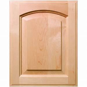 Custom, Patriot, Arch, Style, Raised, Panel, Cabinet, Door