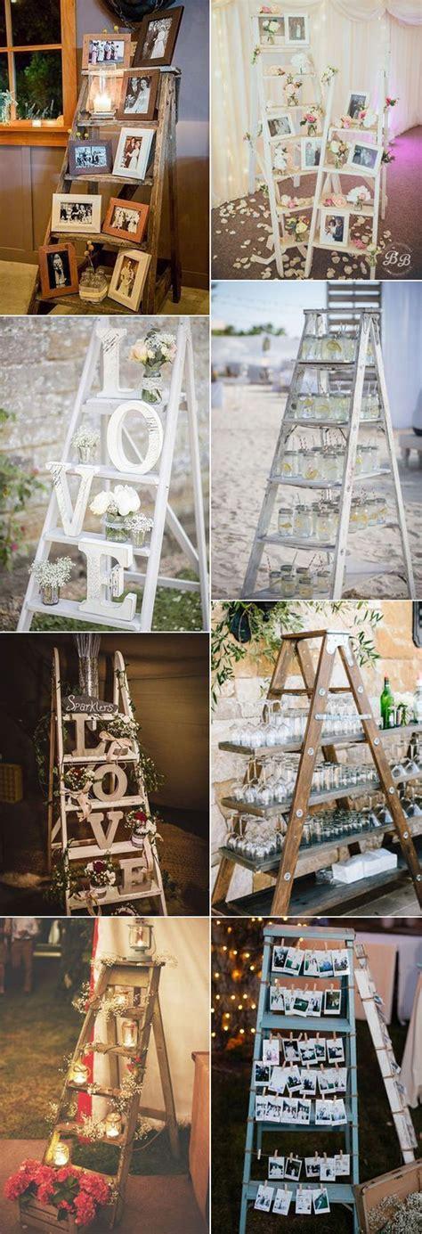 Blumen Hochzeit Dekorationsideenmodern Wedding Decoration Ideas Wedding by 25 Wedding Decoration Ideas With Vintage Ladders
