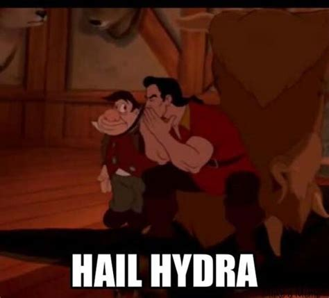 Gaston Memes - these are the funniest pictures from the quot hail hydra quot meme smosh