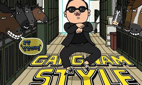 Riding 'round Gangnam, Psy Style