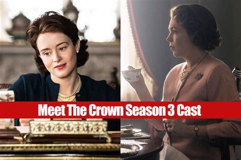 crown season  cast