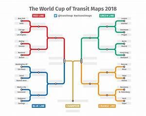 U00bfcu U00e1l Es El Mejor Mapa De Metro  Transit Maps Cre U00f3 Su