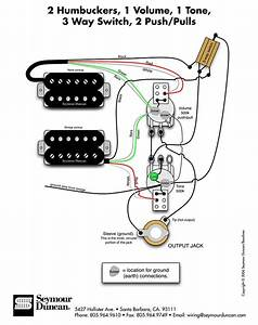 How Do I Wire An Hh Guitar With 3