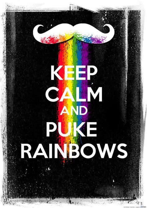 calm  puke rainbows  tzo  deviantart