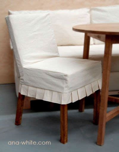 parson chair slipcovers diy crafts