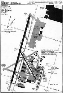Iap Chart - Airport Diagram  Snohomish County