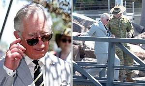 Prince Charles health: Prince takes a tumble in Darwin ...