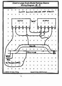 Model Train Wiring Diagrams