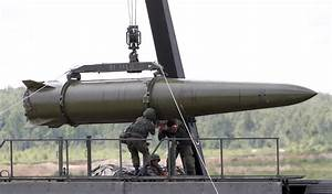 Are the New Russian Missiles in Kaliningrad Armed With Nukes?