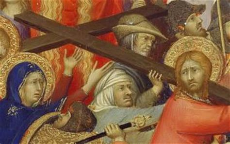martini le portement de croix v 1335