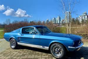 S-Code 1967 Ford Mustang GT Fastback 390 4-Speed for sale on BaT Auctions - closed on March 23 ...