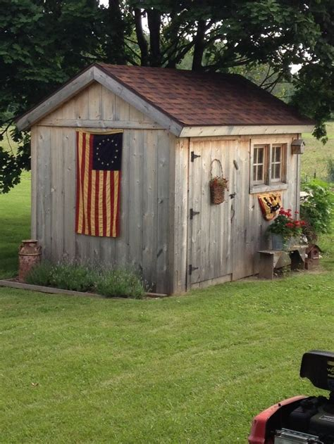 Best Images About Garden Sheds Pinterest Tool