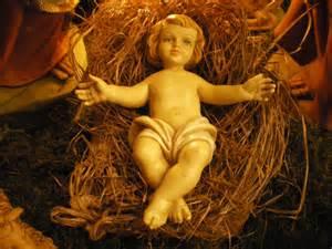 Christmas Jesus Being Born