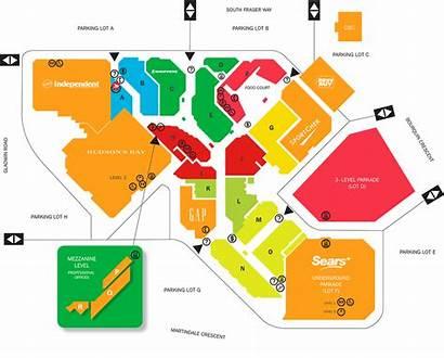 Mall Shopping Layout Centre Map Sevenoaks Court