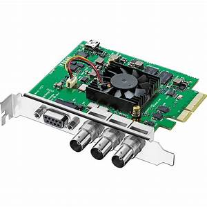 Blackmagic Design Decklink SDI 4K Capture & BDLKSDI4K B&H