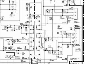 Diagram Tv Sharp Alexander Slim