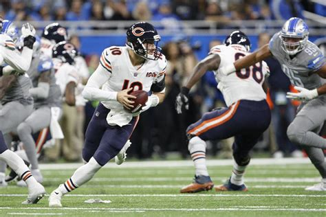 The Best Argument for Starting Mitchell Trubisky in Season ...