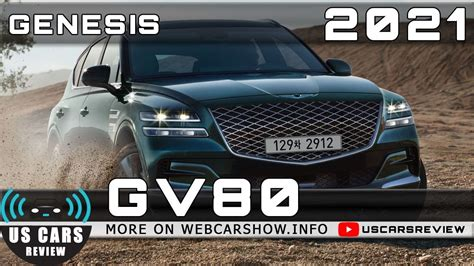 Check spelling or type a new query. 2021 GENESIS GV80 Review Release Date Specs Prices - YouTube