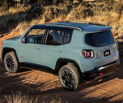 Jeep Renegade Modification by 2016 Jeep Renegade Features A Wide Range Of Engines