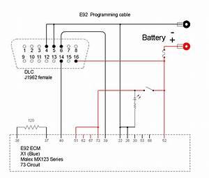 E92 Programming Harness