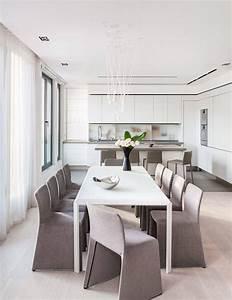 Appartement Moderne Au Design Lgant Et Minimaliste