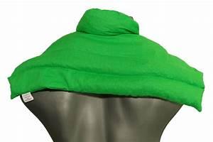 Wärmekissen Nacken Schulter : schulter nackenkissen mit kragen froschgr n w rmekissen giraffenland ~ Watch28wear.com Haus und Dekorationen