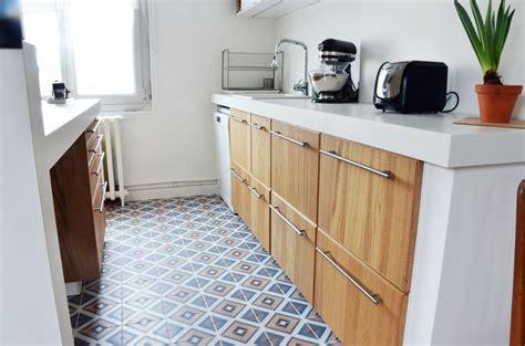 carreau de ciment cuisine cuisine carreau ciment maison design sphena com