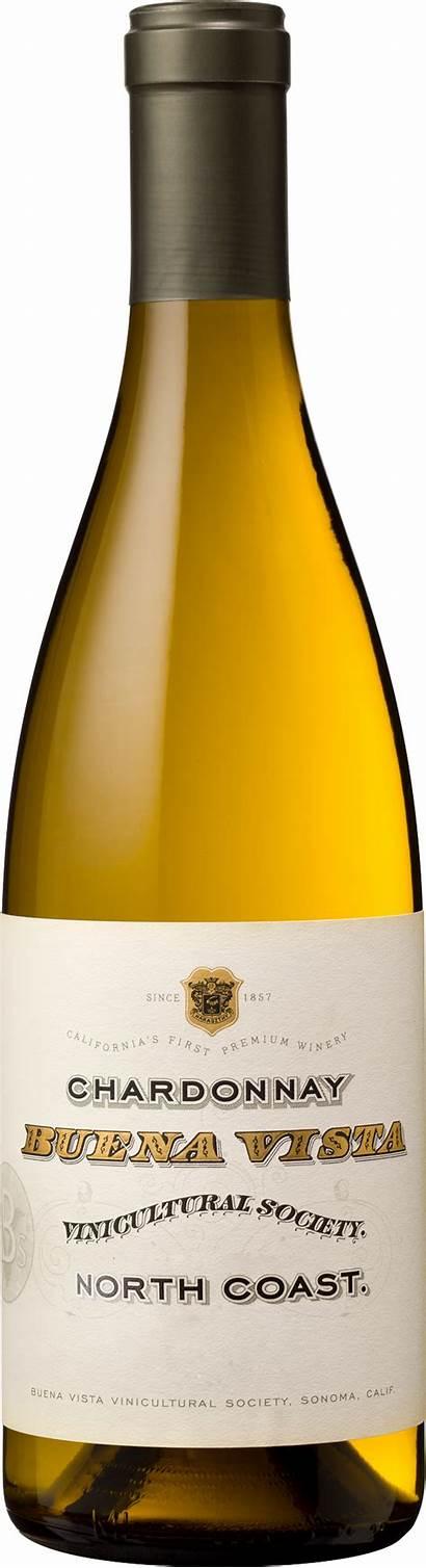 Chardonnay Bottle Coast North Vista Buena Brand