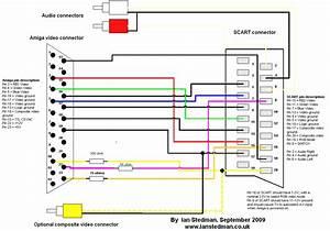 Vga To Av Cable Wiring Diagram  U2013 Volovets Info