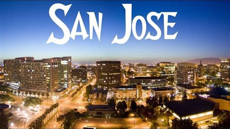 San Jose, CA. Capital of Silicon Valley - YouTube