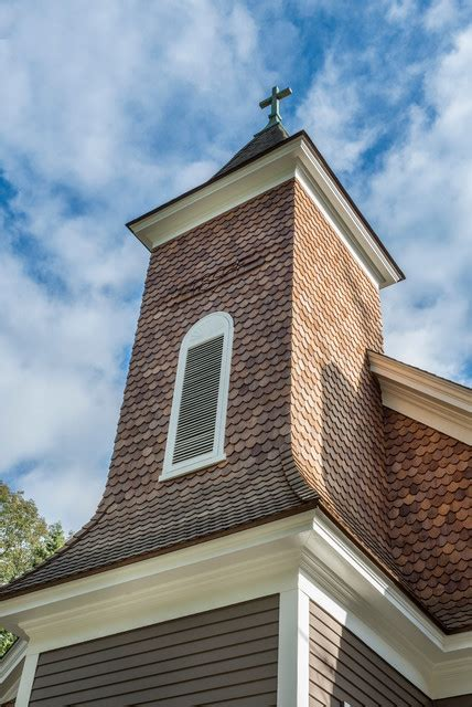 Church House Restoration  Traditional  Exterior