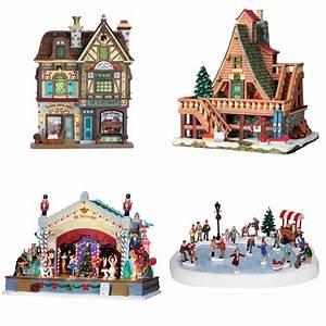 Village De Noel Miniature : cr er un d cor f rique dans votre maison pour no l shake my blog ~ Teatrodelosmanantiales.com Idées de Décoration