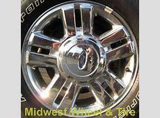 Ford 3559cCC OEM Wheel 5L3Z1007HA 7L3Z1007J