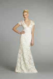 vintage lace wedding dresses with sleeves vintage lace wedding dress with cap sleeves sang maestro