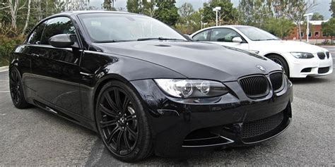 Blacked Out Bmw