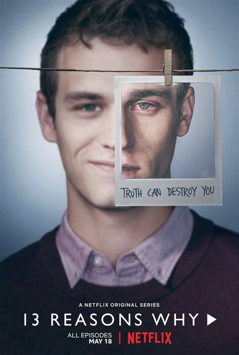 13 reasons why (stylized onscreen as th1rteen r3asons why) is an american teen drama streaming television series developed for netflix by brian yorkey. 13 Reasons Why Season 2 Character Posters | SEAT42F