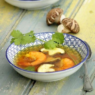 recette de cuisine du jour recette du jour bouillon de crevettes et shiitakes