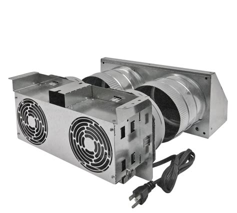 crawl space exhaust fan with humidistat x2r tjernlund basement crawl space fan ventilator
