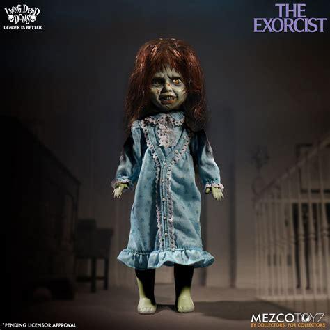 living dead dolls present  exorcist plastic  plush