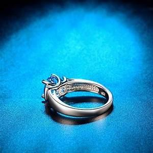 Bague Avec Pierre Bleu : bague argent femme pierre bleue faire le bon choix pour 2018 bijoux pour femme ~ Melissatoandfro.com Idées de Décoration