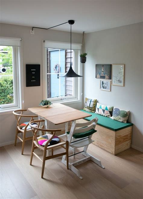 House Tour A Clean & Colorful Oslo Townhome  Oslo