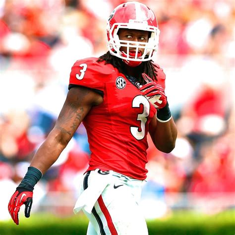 todd gurley suspended  violation  ncaa rules latest