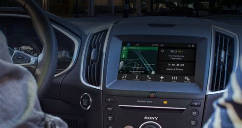 Ford Sync Maps by Angebote Maps Ford Sync 3 F7 Maps Voices Update
