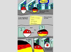 Polandball » Polandball Comics » Germany goes shopping