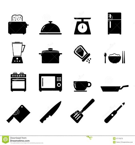 icon kitchen design kitchen icon royalty free stock photo image 37176275 1762
