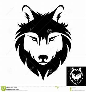 Wolf Head Logo Or Icon Stock Vector - Image: 45627358