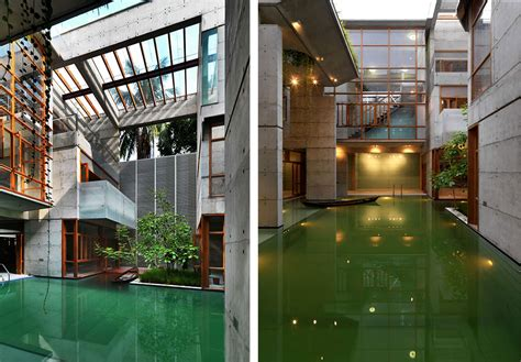 Sa Da Architecture by Sa Residence By Shatotto Architecture