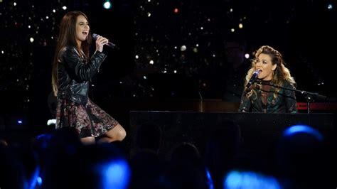 The Voice Finale Bebe Rexha