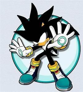 14 best images about Super Dark Silver the Hedgehog on ...