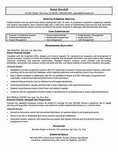 financial analyst resume sample financial analyst resumes With sample resume of a financial analyst